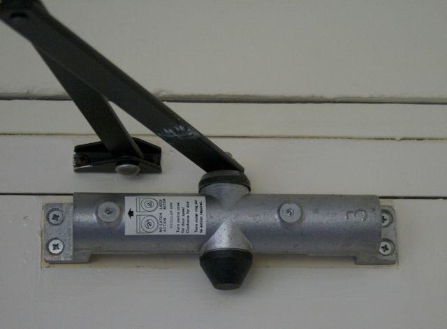 Fixing Automatic Door Slammers Rob S Posts